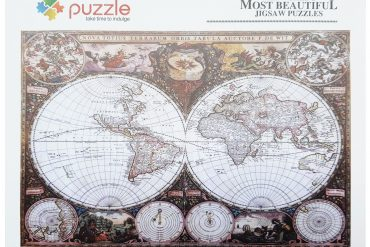 Mondopuzzle – HD Map Collection