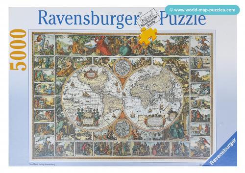 C mh-0019 Ravensburger Box