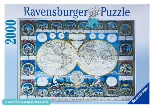 C mh-0028 Ravensburger Box