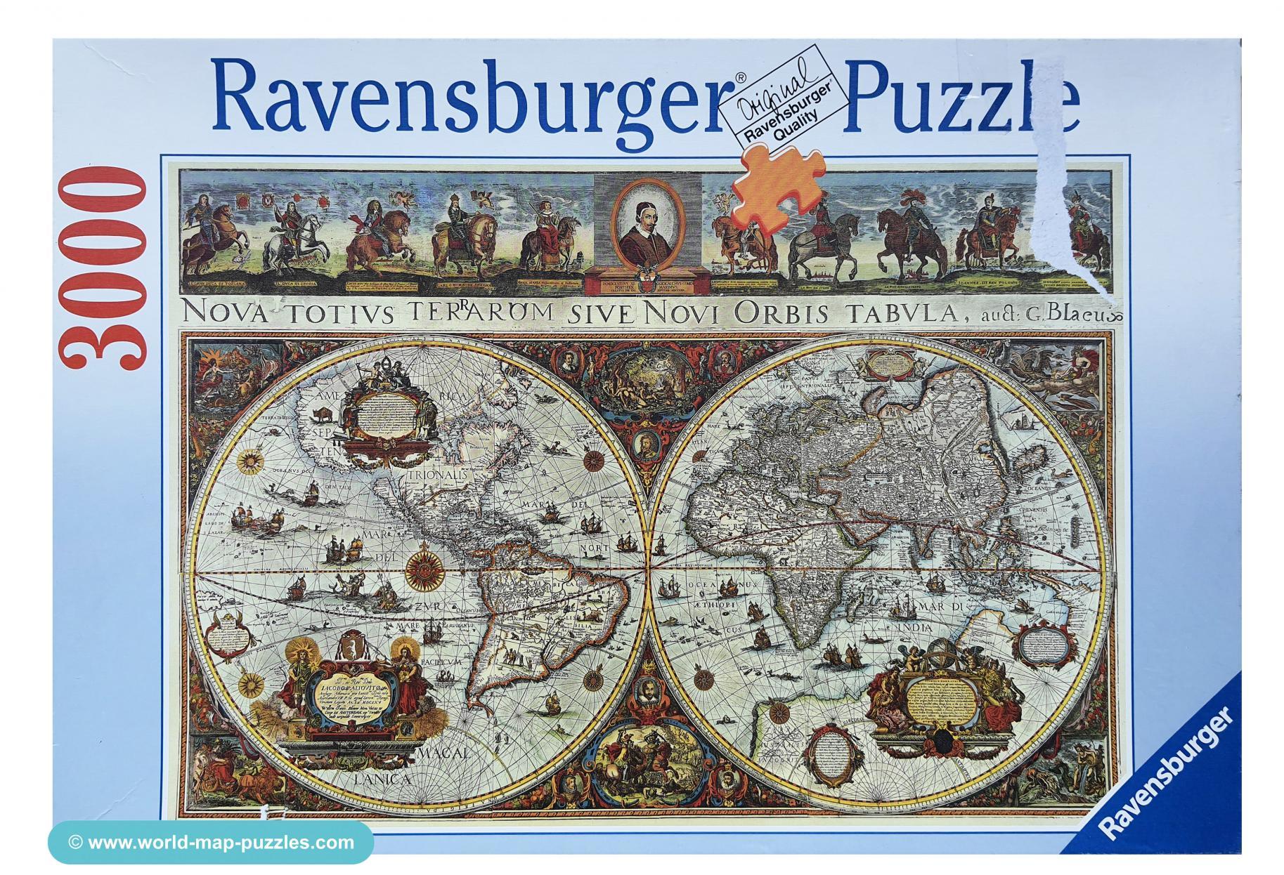 C mh-0032 Ravensburger 3000