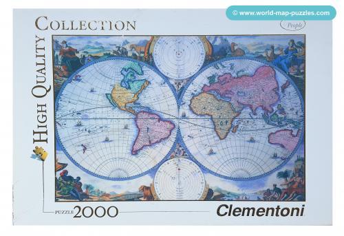 C mh-0038 Clementoni Box