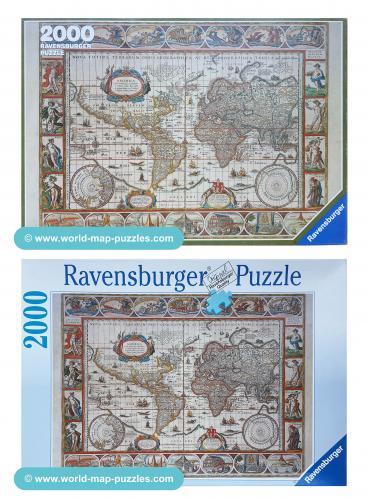 C mh-0052 Ravensburger Box