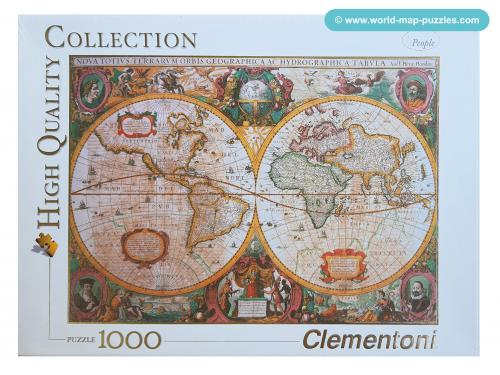 C mh-0071 Clementoni Box