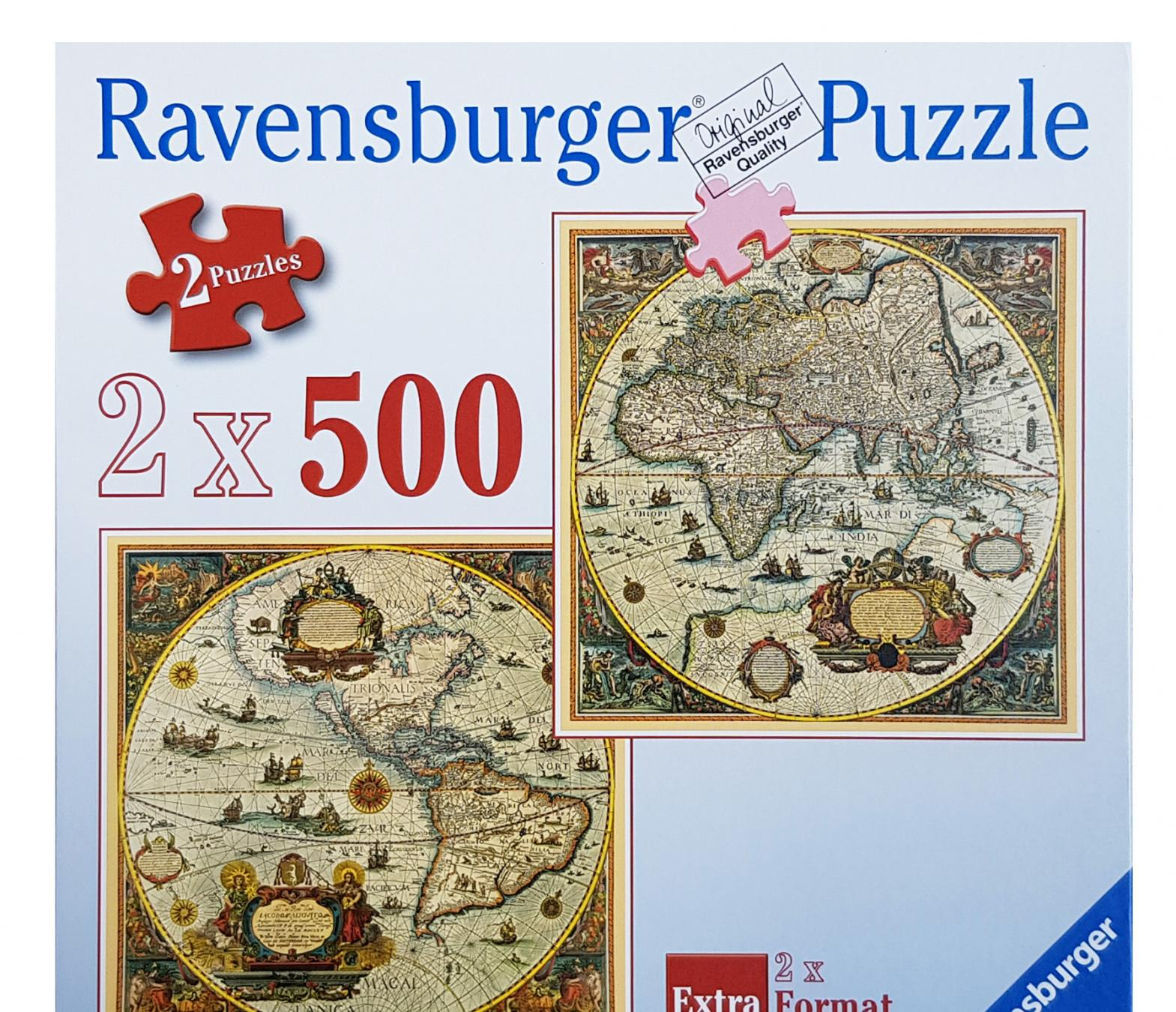 C mh-0073 Ravensburger Box