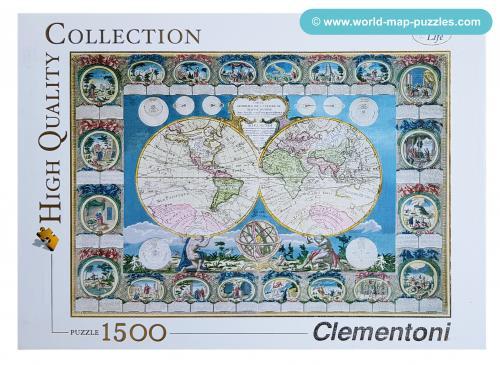 C mh-0088 Clementoni Box