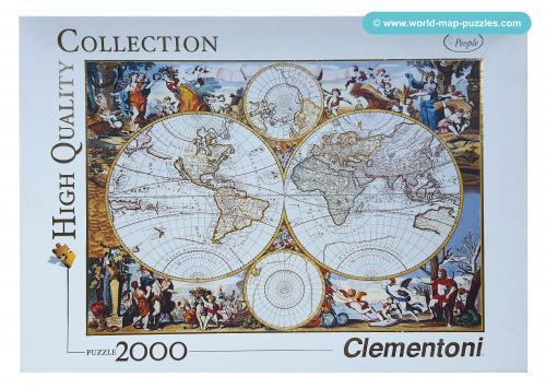 C mh-0089 Clementoni Box