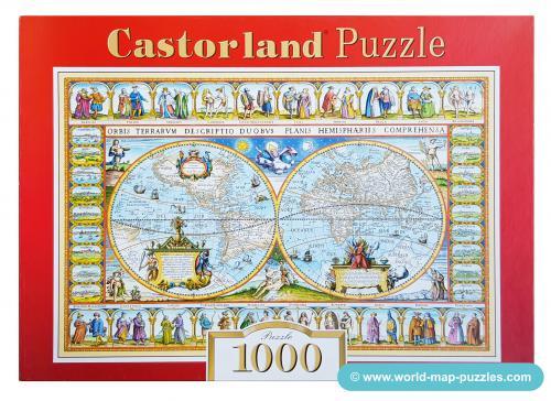 C mh-0097 Castorland Box