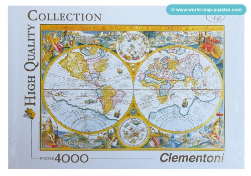 C mh-0123 Clementoni Box