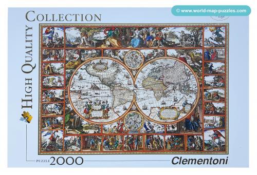 C mh-0140 Clementoni Box