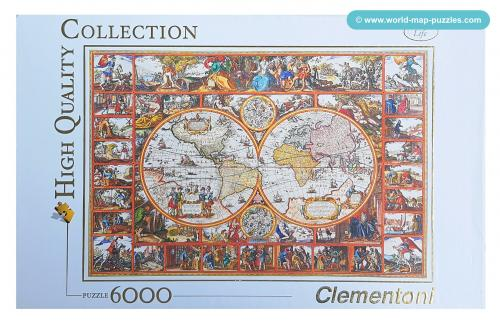 C mh-0193 Clementoni Box