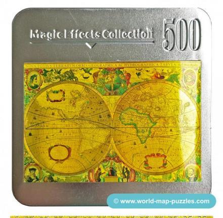 C mh-0199 Rose-Art 500