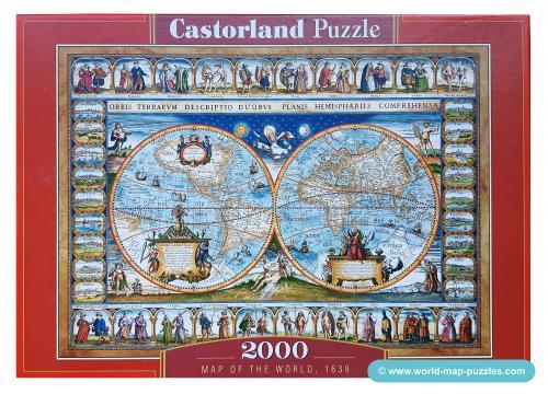 C mh-0206 Castorland Box