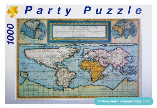C mh-0215 Party-Puzzle Box