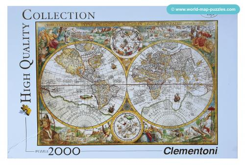 C mh-0217 Clementoni Box