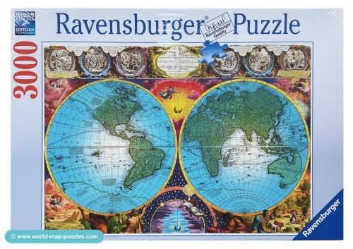 C mh-0219 Ravensburger Box