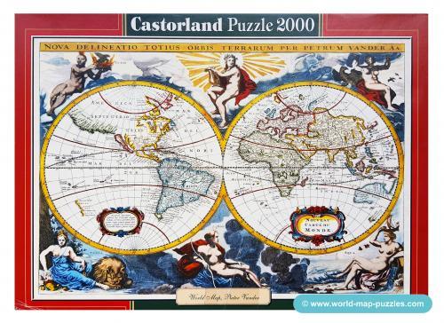 C mh-0270 Castorland Box
