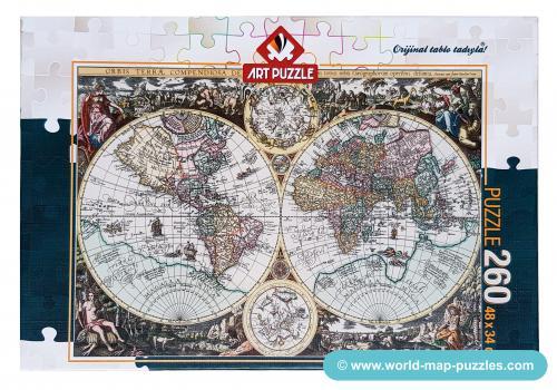 C mh-0294 Heidi Art-Puzzle Box
