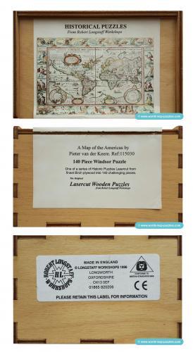 C mh-0349 Longstaff Box