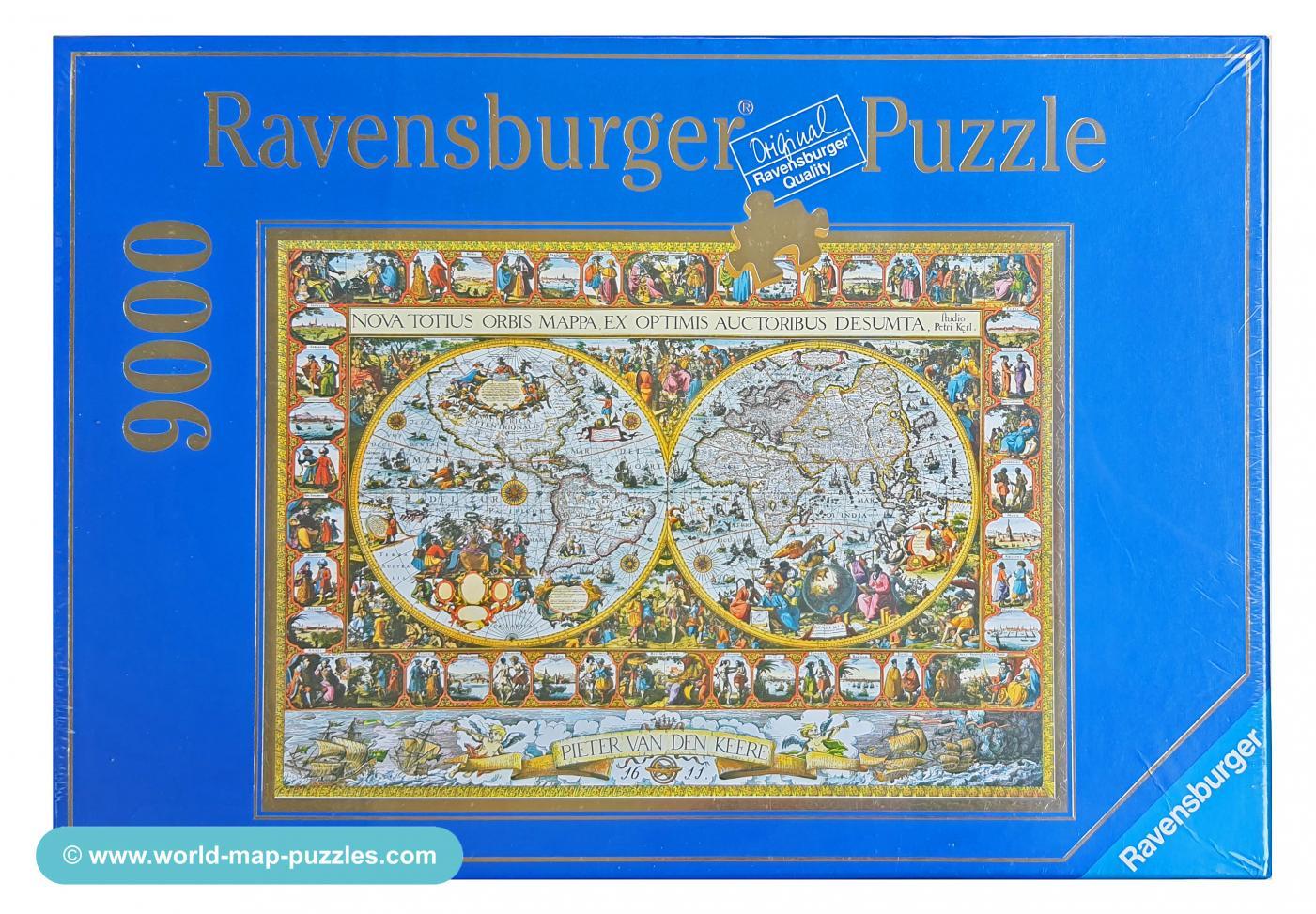 C mh 0029 Ravensburger 9000