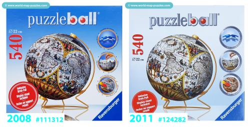 Cmh-0065 Ravensburger Puzzleball